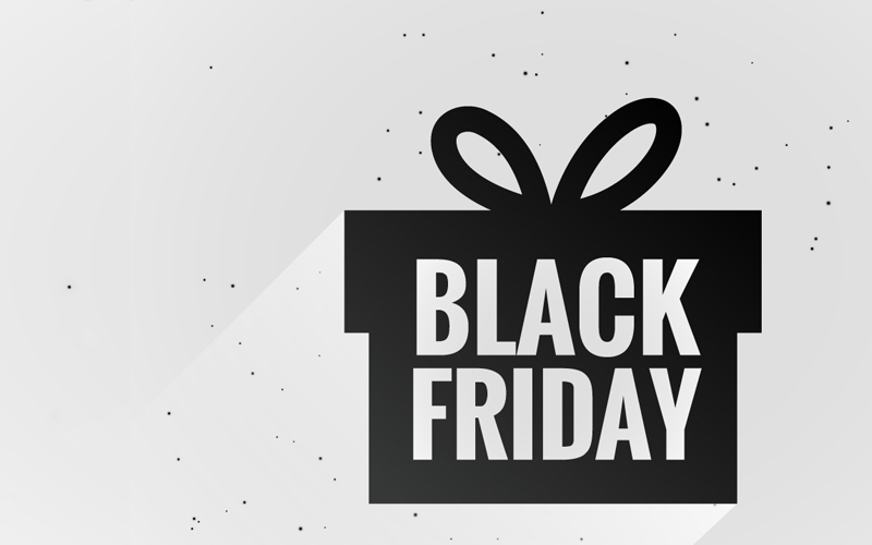 Black Friday - do 100% off