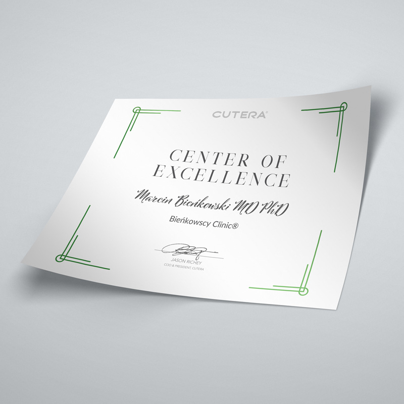 CUTERA® <br>Center of Excellence