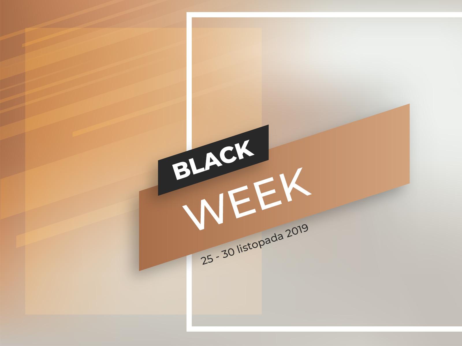BLACK WEEK DO 60% OFF!